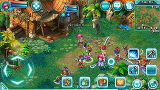Game kiếm thế, game kiem the mobile