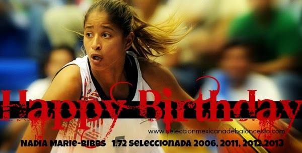 Nadia Marie-Bibbs FIBA