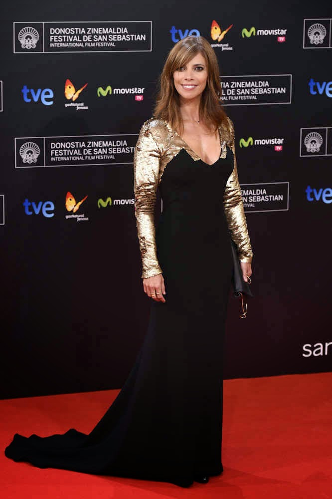 Maribel Verdu Festival de Cine de San Sebastian 2014