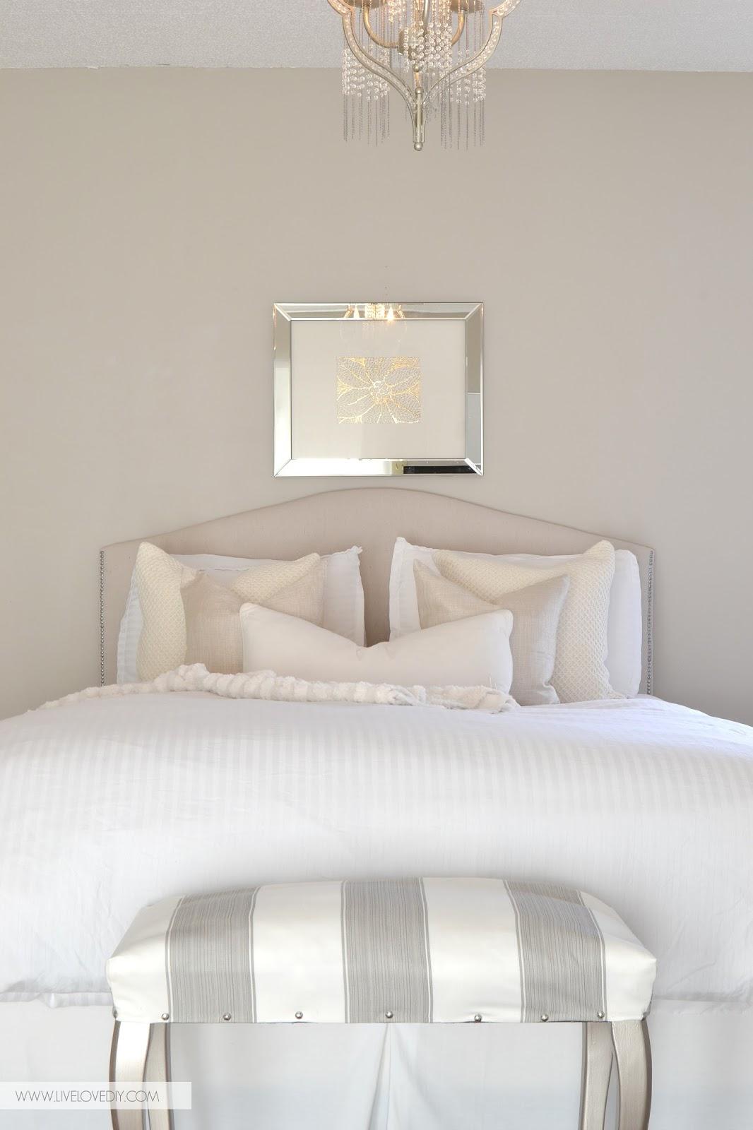 LiveLoveDIY DIY Decorating Ideas for Your Bedroom