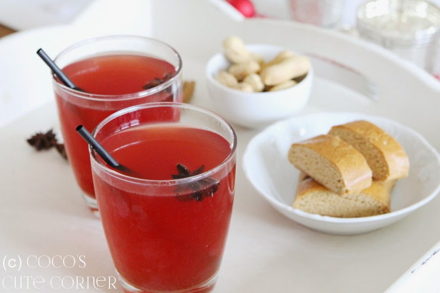 No alcohol christmas punch