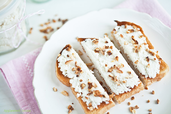 Kokosnuss Toast