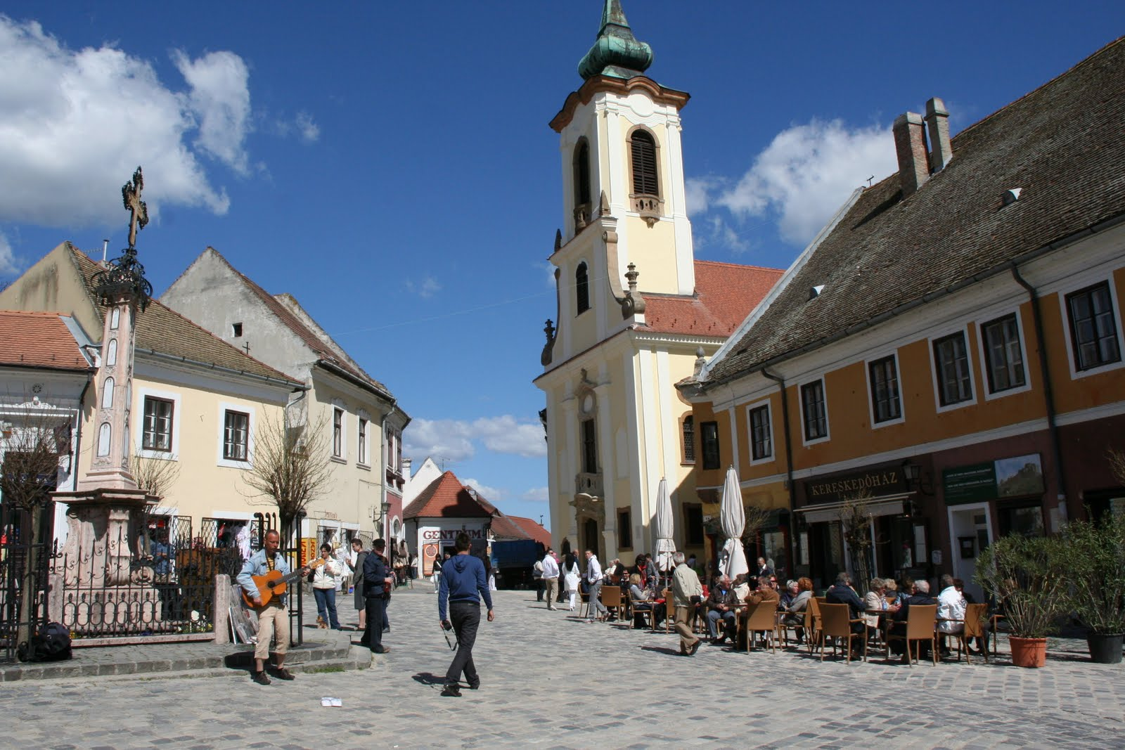 Szentendre Hungary  City new picture : To See the Seven Continents: Szentendre, Hungary