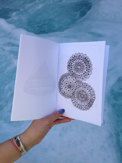 Sacred Geometry Coloring Sheets