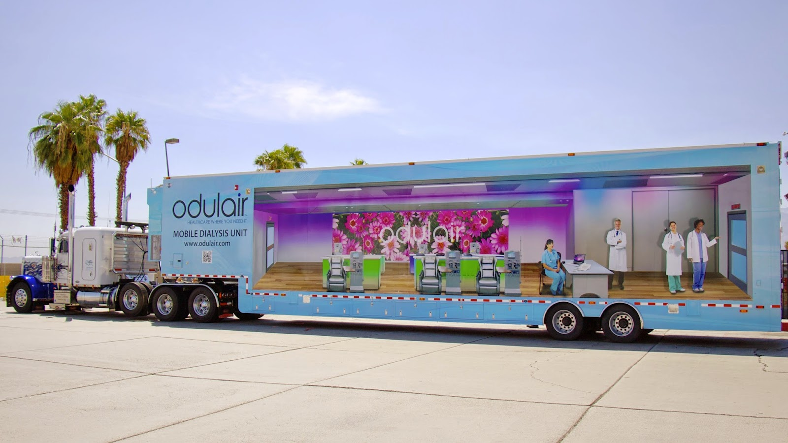 Mobile Dialysis Units in the United States