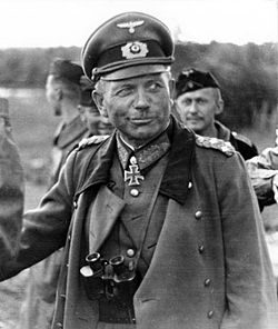 German general Heinz Guderian