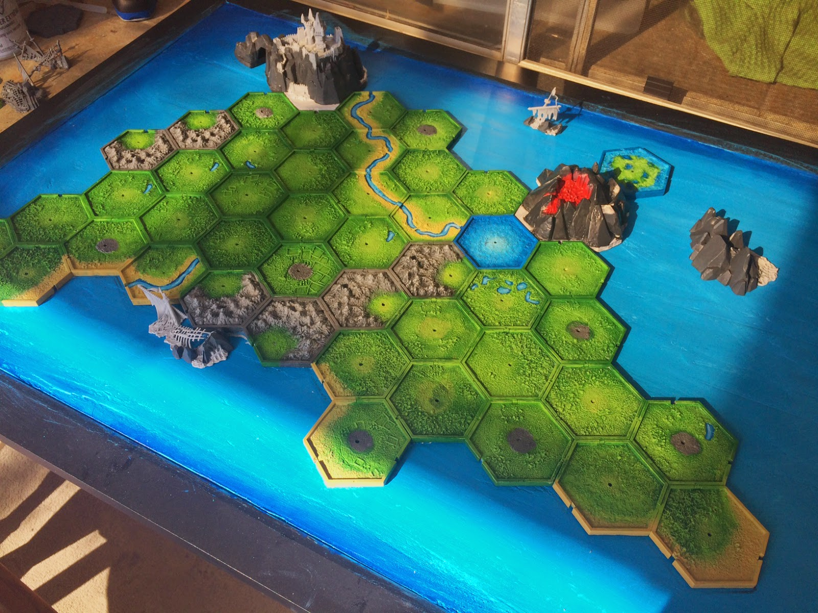 Custom Small World Races and Warhammer Fantasy Campaign Rules ...