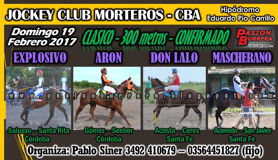 MORTEROS 19 - 300