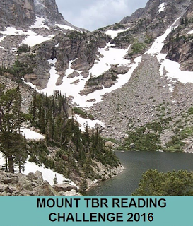Mount TBR Reading Challenge 2016