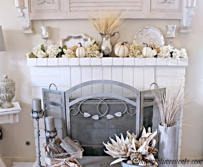 Natural Fall Mantle at One More Time Events.com