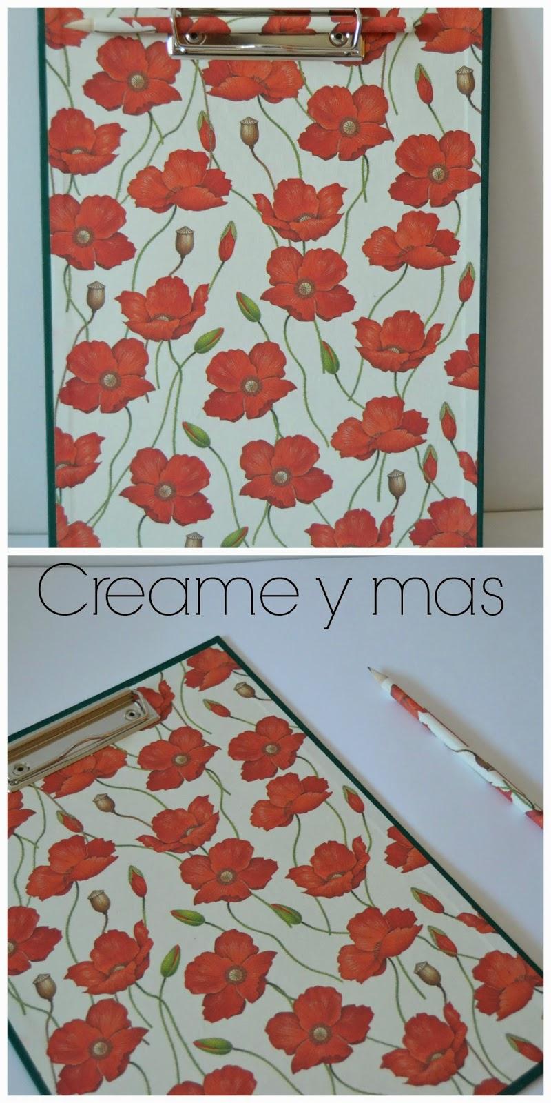 Creame y mas cart n papel y tela - Papel y telas ...
