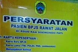 Persyaratan Pasien BPJS Rawat Jalan di RS Soewondo