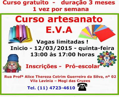 GRATUITO - CURSO EVA