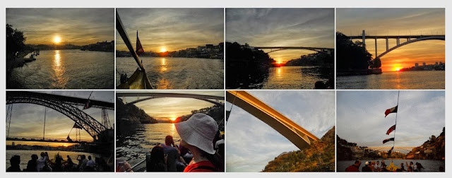 Photo Album - City Break in Porto - Sunset River Cruise