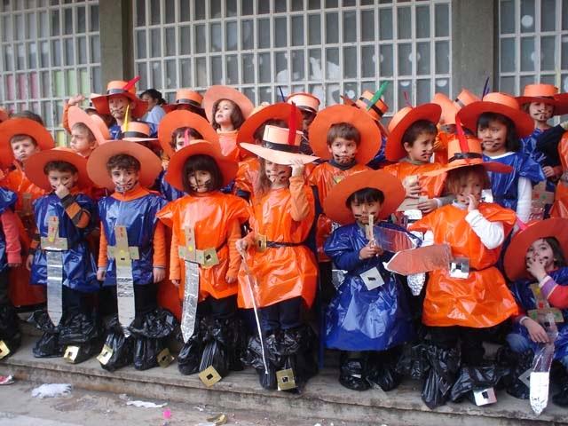 Ideas carnaval escolar disfraz de mosquetero - Disfraz casero mosquetero ...