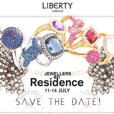 Liberty Jewellers en Residence