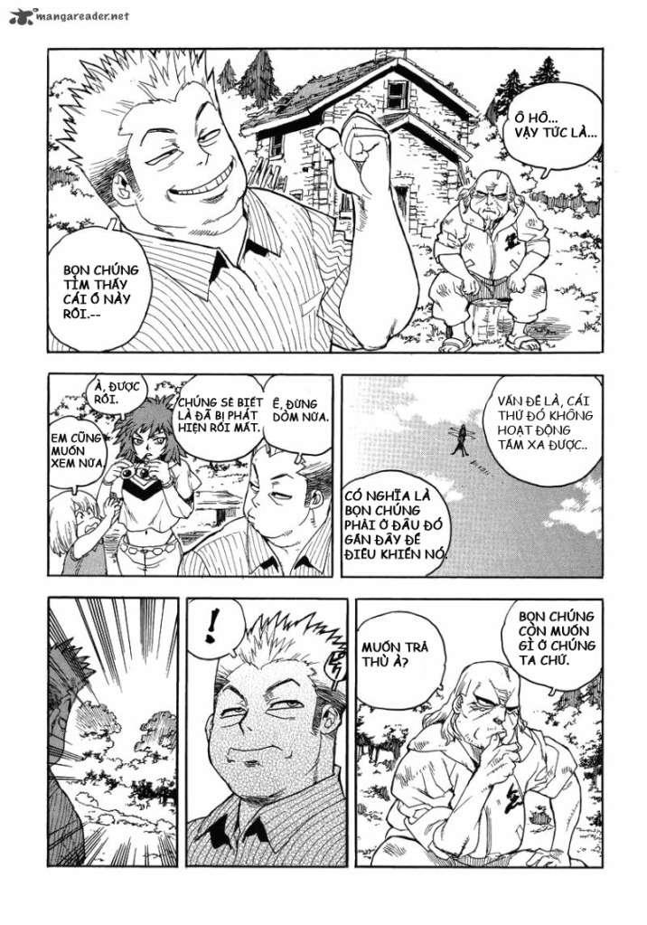 Aiki chap 84 - Trang 6