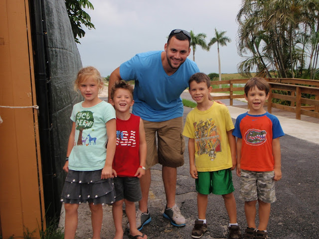 Gator Boys Cast