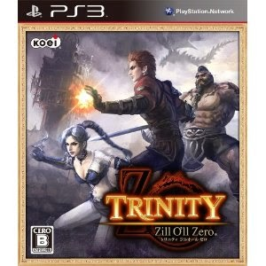 [PS3] Trinity: Zill O'll Zero [トリニティ ジルオール ゼロ] (JPN) ISO Download