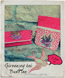 Giveaway bei BunTine
