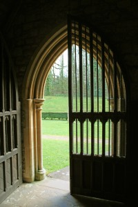 Open Church Doors: Let the Church out into the world