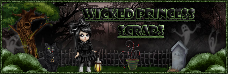 Wicked Princess Scraps