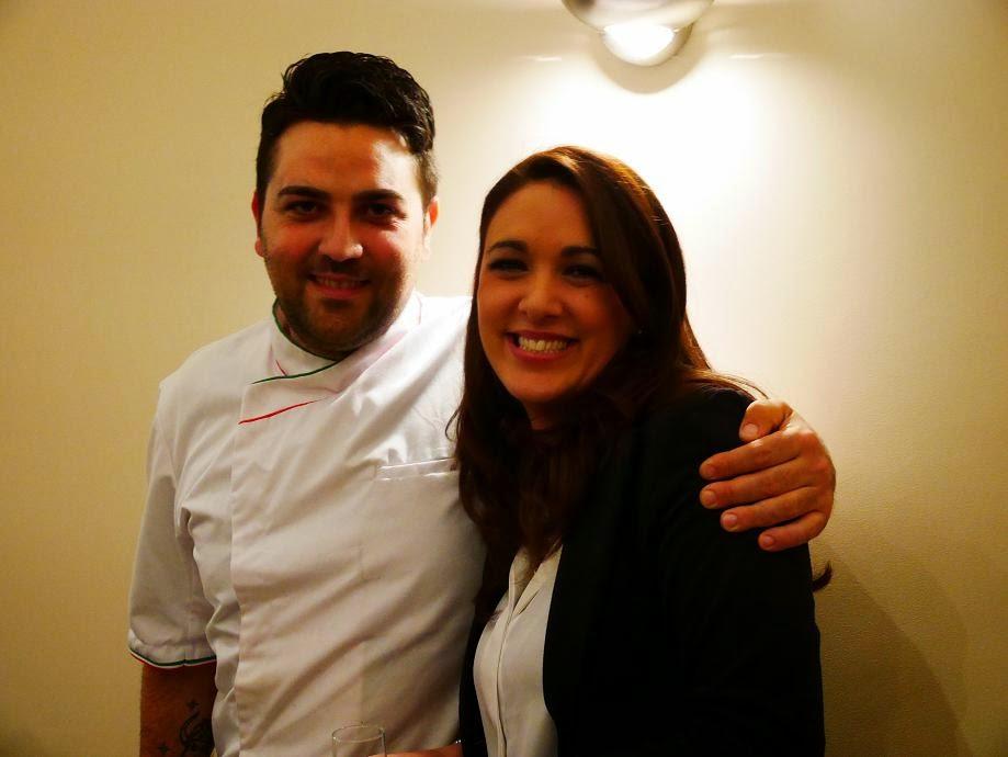 Hugues vincent enghien gare 95 restaurant italien for Restaurant italien 95