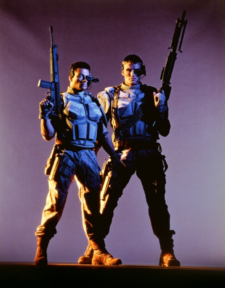[Enterbay] Jean-Claude Van Damme (JCVD) - 1/6 scale - Página 2 936full-universal-soldier--a-new-dimension-photo