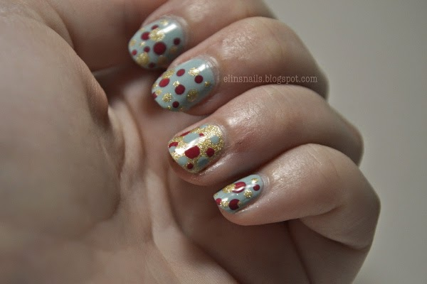 Dot Nail Art by Elins Nails