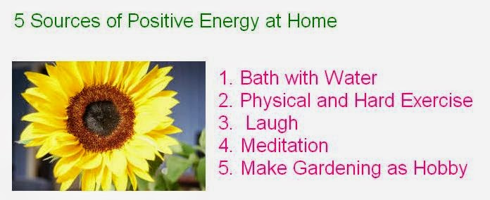 How To Get Positive Energy At Home Accounting Education