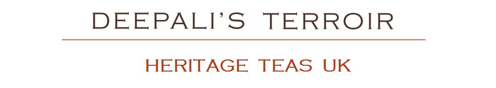 Heritage Teas <br>Deepali&#39;s Terroir