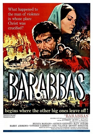 Barrabás - Barabbas Filmes Torrent Download capa