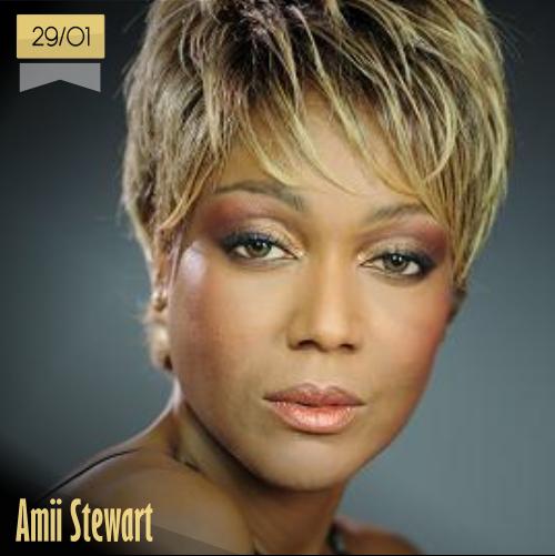 29 de enero | Amii Stewart | Info + vídeos