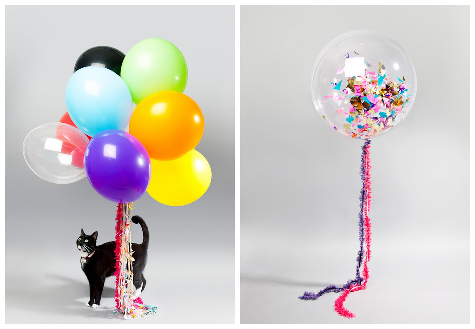 When wedding balloons get special for Balloon decoration ideas no helium
