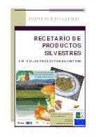 RECETARIO PRODUCTOS SILVESTRES