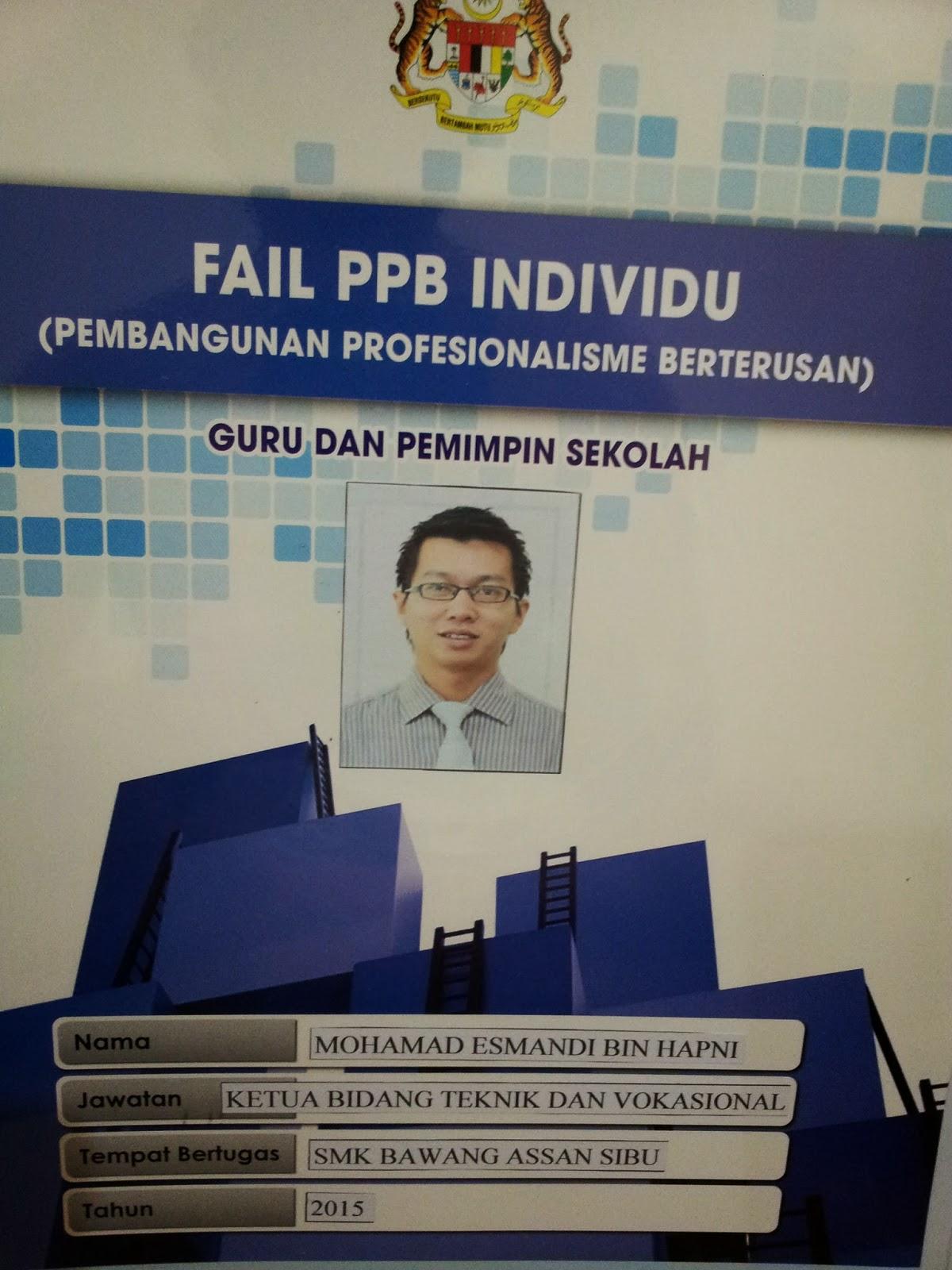 Dunia pendidikan fail ppb individu fail ppb individu altavistaventures Choice Image