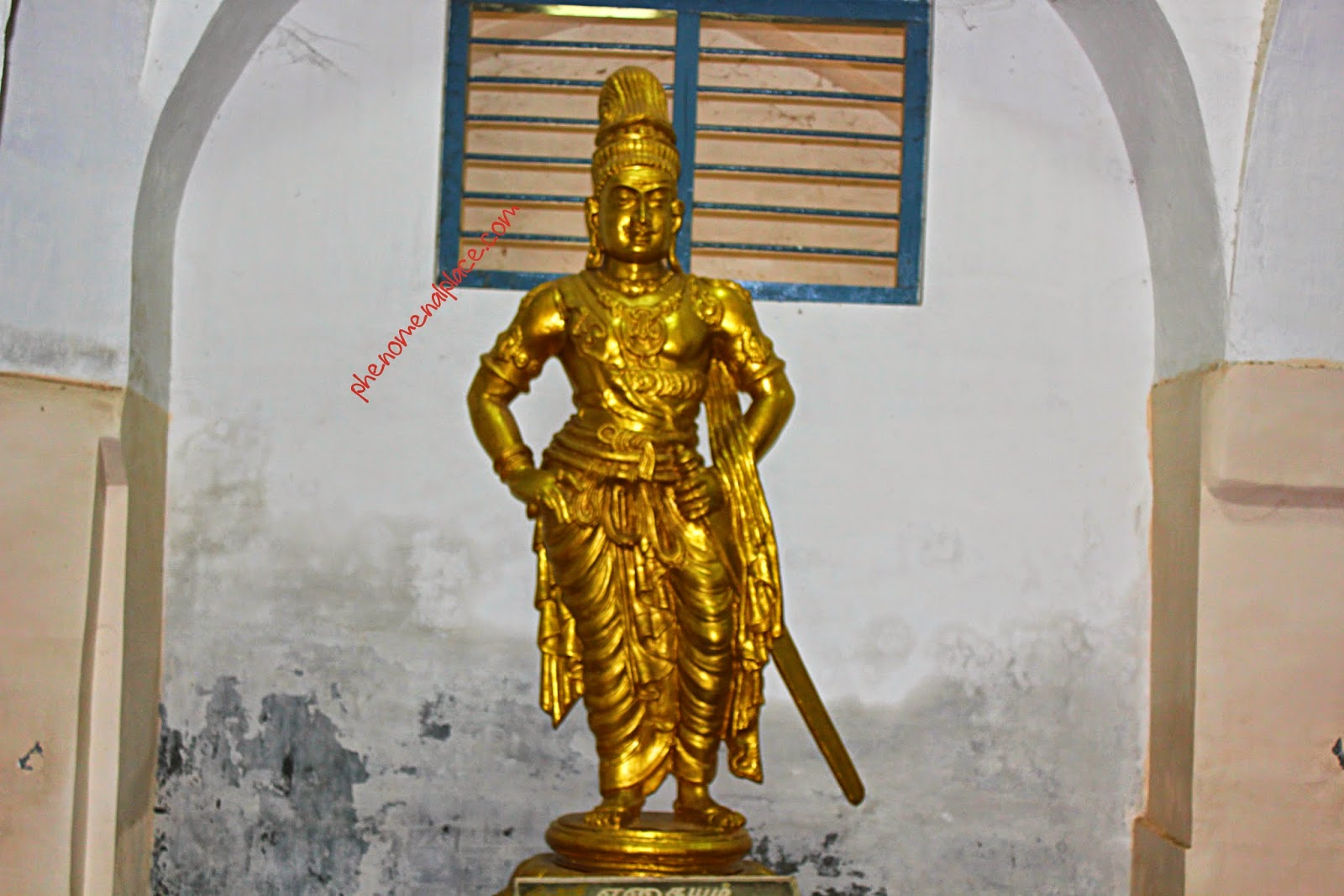 Thanjavur Art Gallery 1000 Years Of Indian History Places On The