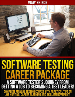 Software Testing Career Package - A Software Tester's Journey from Getting a Job to Becoming a Test Leader! Vijay Shinde and Debasis Pradhan