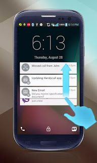 Lollipop Lockscreen Android L Premium v1.66