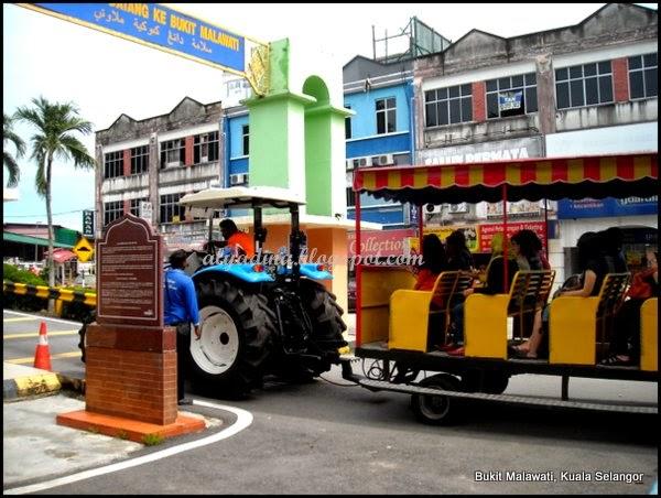 Train Kuala Selangor