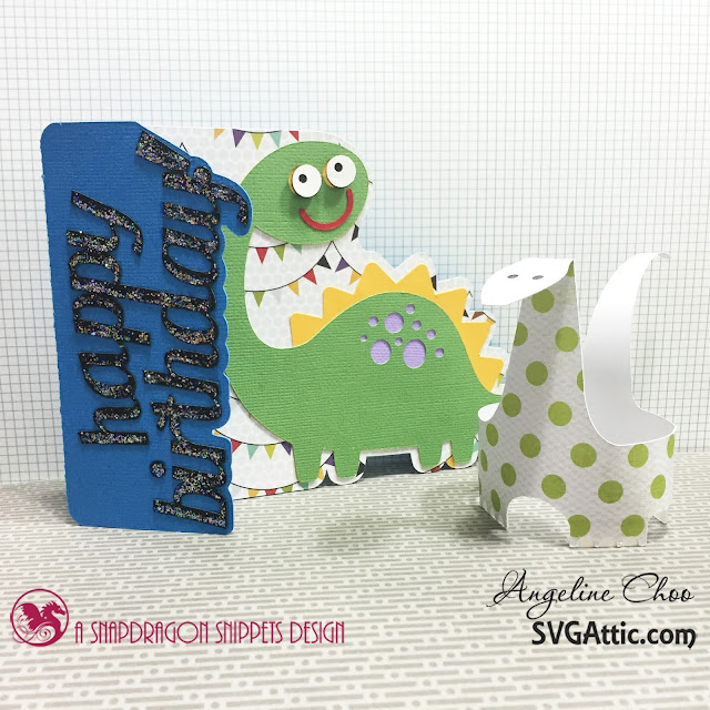 ScrappyScrappy: Dino party time - JGW Dino party #svgattic #scrappyscrappy #dino #party #birthday