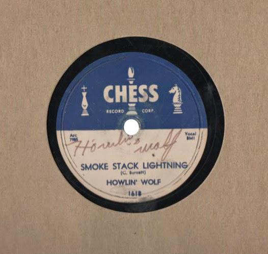 Speakin\' the Blues: Standard of the Week: Smokestack Lightnin