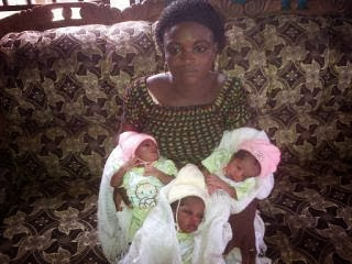 Husband Flees As Wife Delivers Triplets In Enugu