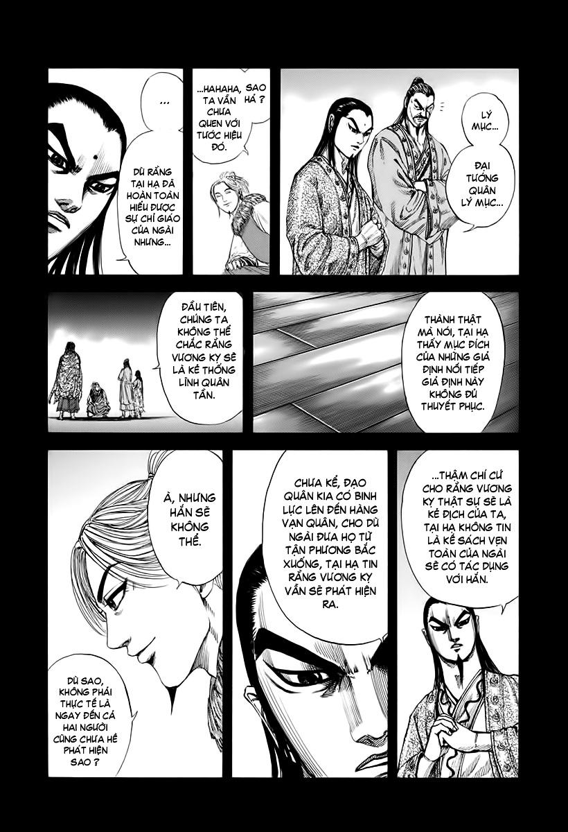 Kingdom - Vương Giả Thiên Hạ Chapter 159 page 9 - IZTruyenTranh.com