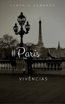 "e-book ""#Paris""  R$ 19,90"