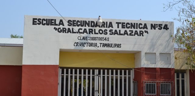 ESCUELA SECUNDARIA TÉCNICA No. 54