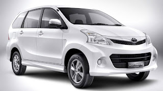Avanza terbaru 2012