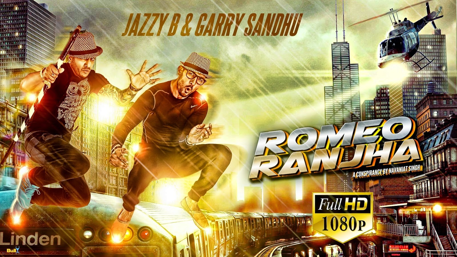 Romeo Ranjha 2014 Punjabi Movie Watch Online