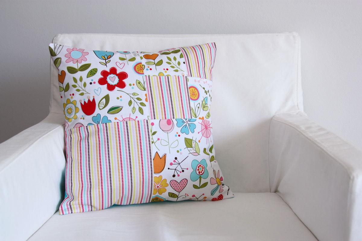 Как сшить наволочки на подушки своими руками