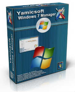 Download Windows 7 Manager v2.1.6 Final + Keygen